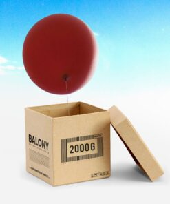 balon meteorologiczny CPR-2000
