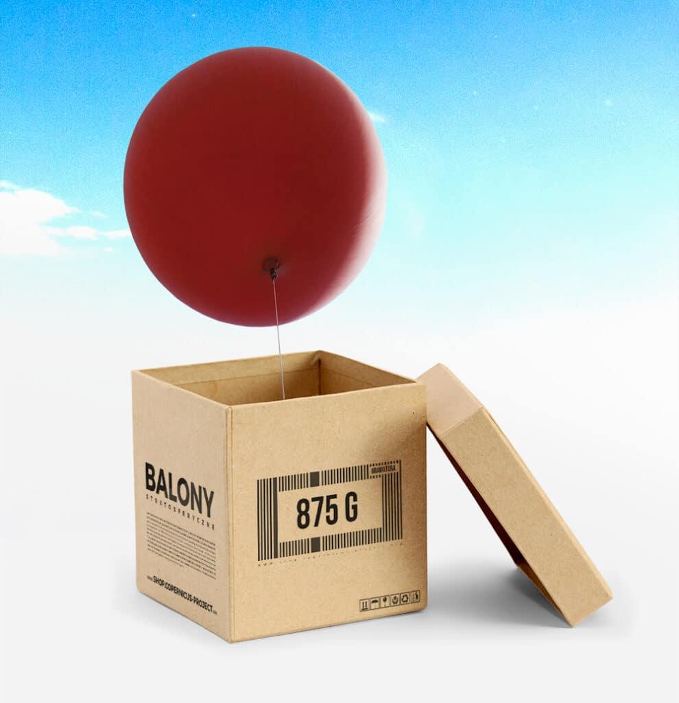 balon meteorologiczny CPR-875