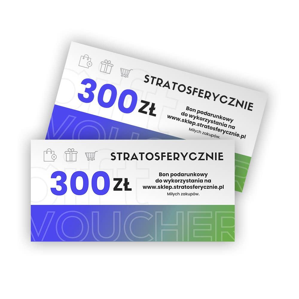 bon podarunkowy 300 PLN